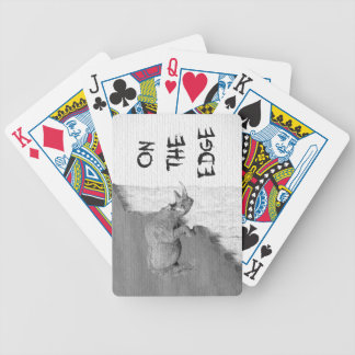 Jeu De Cartes Sur The Edge