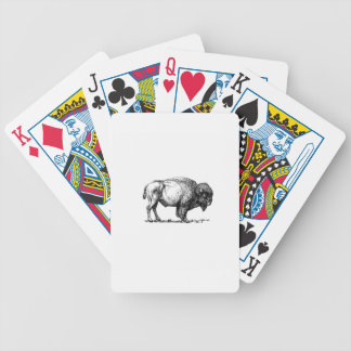 Jeu De Cartes taureau costaud de buffle