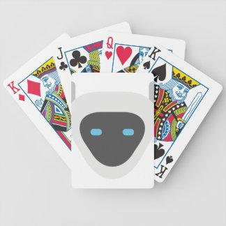 Jeu De Cartes Tête de robot