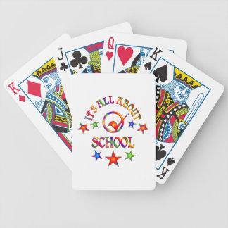 Jeu De Cartes Tout au sujet de l'école