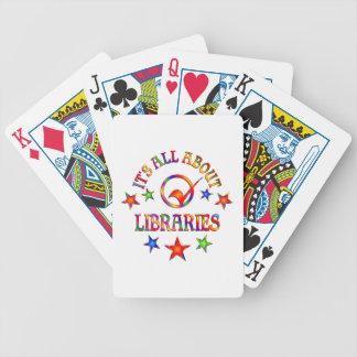 Jeu De Cartes Tout au sujet des bibliothèques