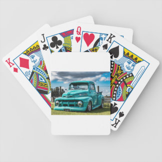 Jeu De Cartes Transport automatique d'automobile de véhicule de