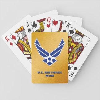 Jeu De Cartes U.S. Cartes de jeu classiques de maman de l'Armée