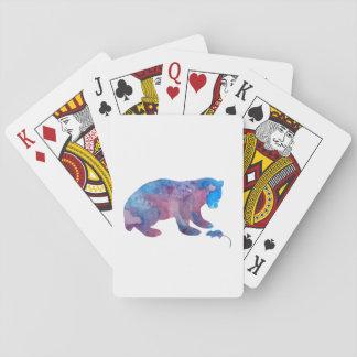 Jeu De Cartes Un ours