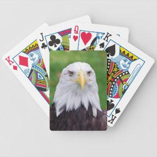 Jeu De Cartes Yeux d'Eagle chauve