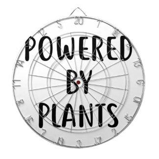 Jeu De Fléchettes Actionné par des plantes