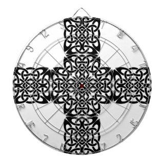 Jeu De Fléchettes Celtic croisé du Christ