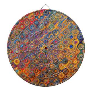 Jeu De Fléchettes Cercles concentriques