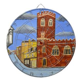 Jeu De Fléchettes Chambre de Tudor à Exeter