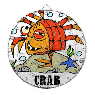 Jeu De Fléchettes Crabe par le © de Lorenzo Lorenzo 2018 Traverso