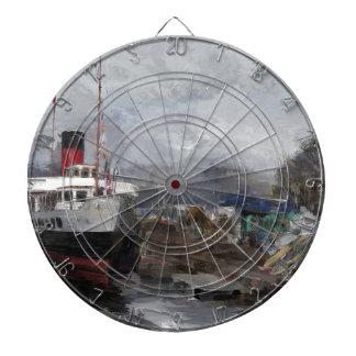 Jeu De Fléchettes Dock de bateau