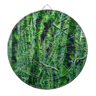 Jeu De Fléchettes Forêt verte