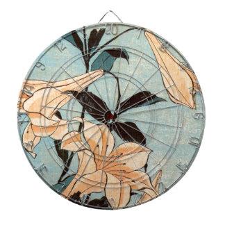 Jeu De Fléchettes Iris japonais