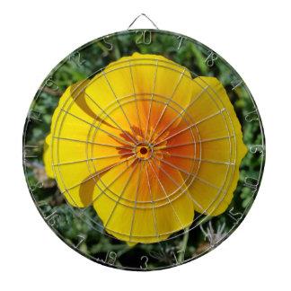Jeu De Fléchettes jaune d'automne