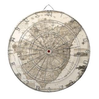 Jeu De Fléchettes Kincardine Ecosse 1774