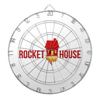 Jeu De Fléchettes Logo T de RocketHouse