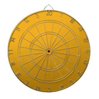 Jeu De Fléchettes MODÈLE vide d'or : Ajoutez le texte, image,