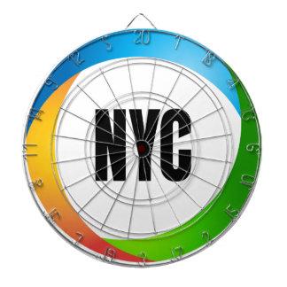 JEU DE FLÉCHETTES NYC