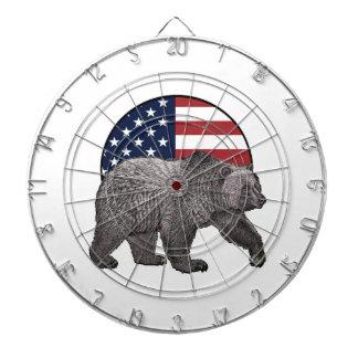 Jeu De Fléchettes Ours gris américain
