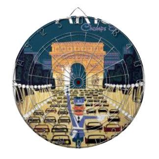 Jeu De Fléchettes Paris Arc de Triomphe