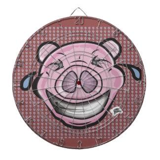 Jeu De Fléchettes Porc riant drôle