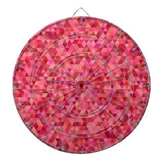 Jeu De Fléchettes Triangles roses