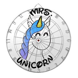 Jeu De Fléchettes Unicorn