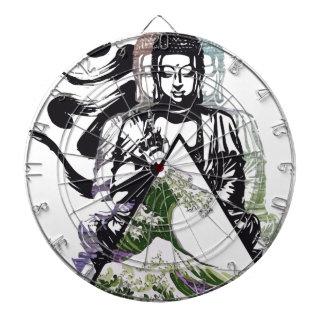 Jeu De Fléchettes vague 2 de Bouddha