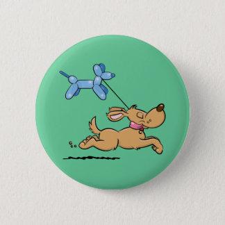 Jeu du chien badges