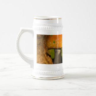 Jeu féerique mignon avec une luciole mugs à café