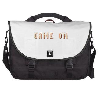 """""""Jeu sur"""" le sac d'ordinateur portable Sacoches Pour Ordinateurs Portables"""