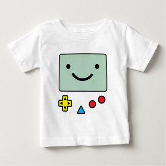 Jeu vintage de poche t-shirt pour bébé
