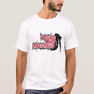 Jeune et dangereux t-shirt