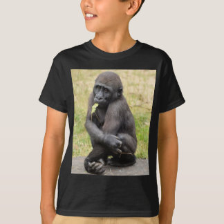 Jeune gorille t-shirt