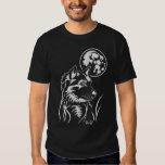 jeune loup tee-shirt rêvant t-shirts