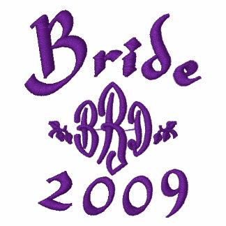 Jeune mariée 2009 - Vos initiales - étant