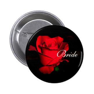 Jeune mariée badges