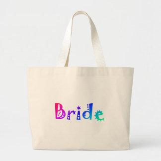 Jeune mariée (couleur) sac