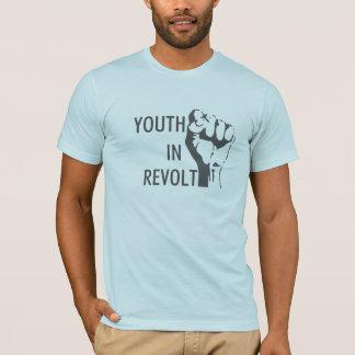 Jeunesse dans la révolte t-shirt