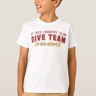 Jeunesse d'équipe de piqué de St Ives T-shirt