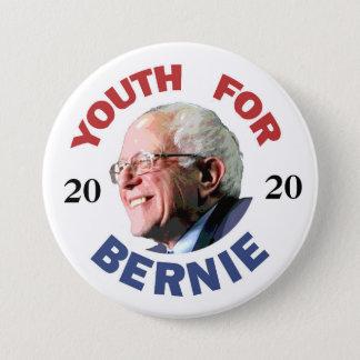 Jeunesse pour Bernie 2020 Badges