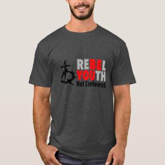 Jeunesse rebelle - soyez vous t-shirt