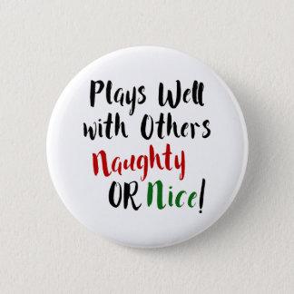 Jeux bien avec d'autres vilains OU Nice ! Noël Pin's
