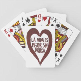 Jeux de cartes Amour#1