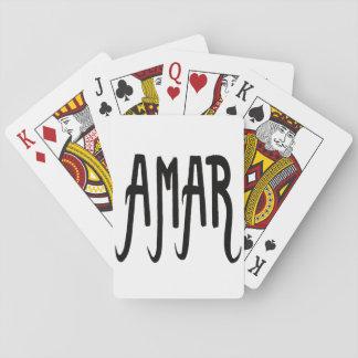 Jeux de cartes Amour#2