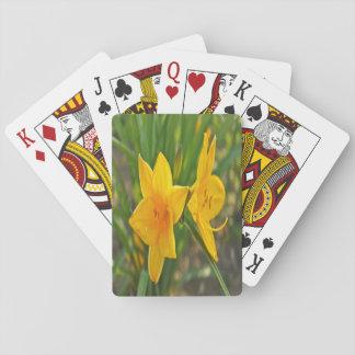 Jeux de cartes Fleur de Lys