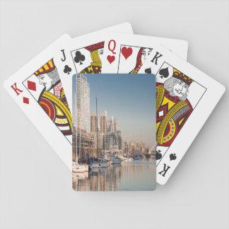 Jeux de cartes Marina et Bateaux #1
