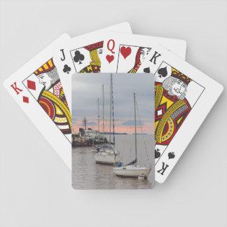 Jeux de cartes Marina et Bateaux #2