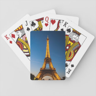 Jeux de cartes Paris - Tour Eiffel #1