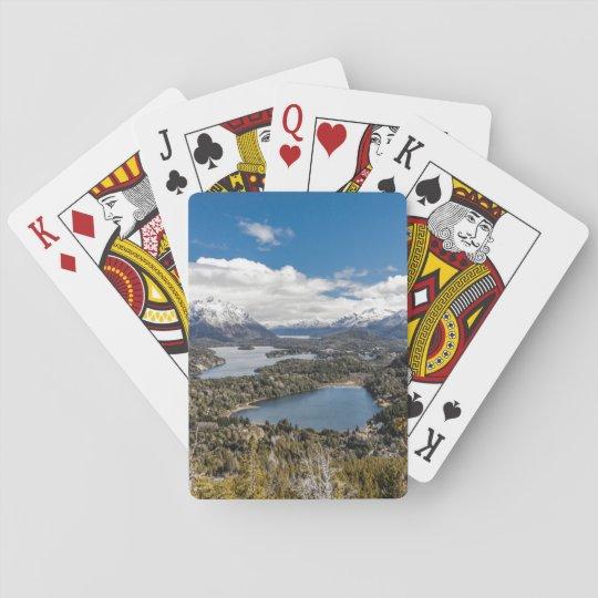 Jeux de cartes Patagonia